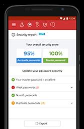 ByePass screenshot on android phone
