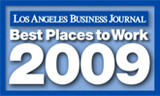 Best places to work in LA