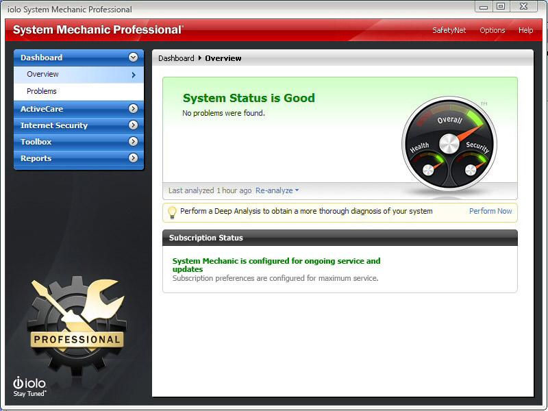 System mechanic pro coupon